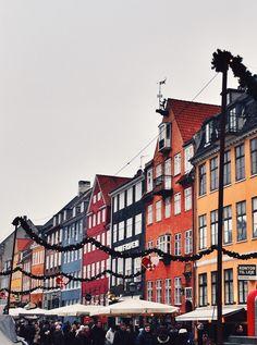 Masallar diyari Kopenhag ve surprizleri | BackPack and Wine