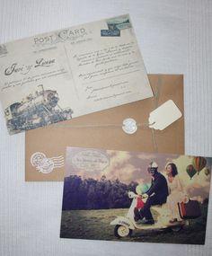 {Love Notes}. El blog de bodas de Vintage & Chic: {La boda de Lorena y Javi en Llanes (Asturias)}