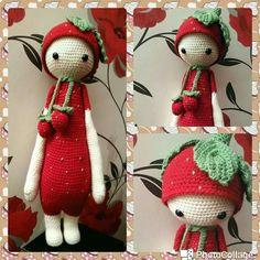 Strawberry, doll