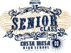 IZA DESIGN custom senior class shirts. Customize for Class of 2017. Custom Senior Class T-Shirt Design - Premium Quality (clas-843p2).  Specializing in custom senior class and school tshirts for 30 years!  Go Class of 2017!