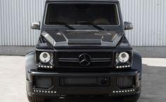 2013 Hamann Mercedes-Benz G65 AMG HD Wallpaper