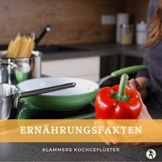 #Ernährung #healthylifestyle #food #science #facts Science Facts, Food Science, Superfood, Healthy Lifestyle, Stuffed Peppers, Vegetables, Blog, Food Food, Stuffed Pepper