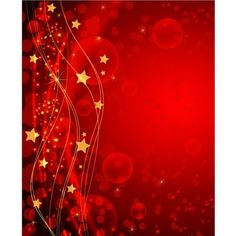 Red Holiday Background Free vector in Adobe Illustrator ai ( .AI ),... ❤ liked on Polyvore featuring backgrounds