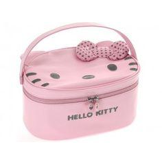 Hello Kitty bag from Camomilla  Neceser rosa de Sanrio by Camomilla