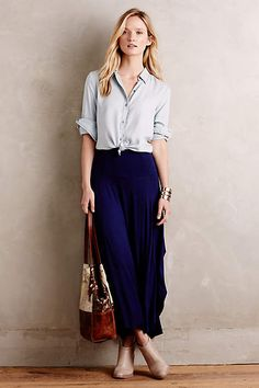 Orray Maxi Skirt - anthropologie.com