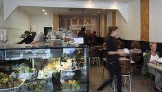 Surfeit deli-café - Cronulla Beach - Sydney - NSW