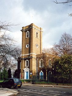 St Mary Magdalene, Woolwich, Kent, England.