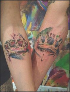61 Iconic King and Queen Tattoo Ideas