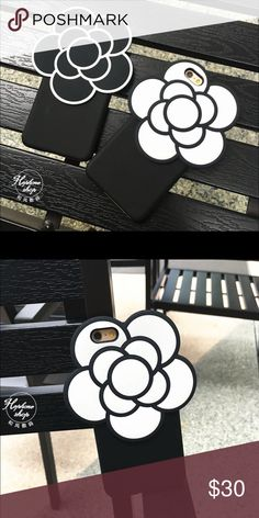 Chanel phone case I have only white one for iPhone 6 plus Accessories