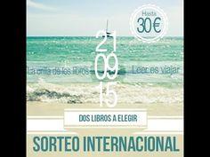 SORTEO INTERNACIONAL VERANIEGO (2 Libros a elegir hasta 30 euros)