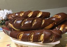 Sausage, Bakery, Recipes, Food, Drink, Sweets, Beverage, Sausages, Recipies