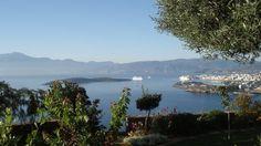 Villa in Elounda Luxury Holidays, Crete, Luxury Villa, Luxury Living, Villas, World, Beach, Water, Top