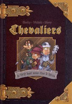 Amazon.fr - Chevaliers Livre 1 - Journal d'un héros - Shuky - Livres