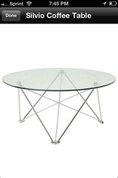 Silvio coffee table $304.95 https://www.jossandmain.com/Silvio-Coffee-Table~SNPN1596~E2980.html?src=2=461AD2