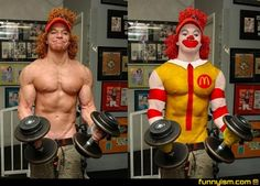 | Epic Fail | Funnyism Funny Pictures Epic Fail Pictures, Funny Pictures, Carrot Top, Picture Fails, Deadpool, Ronald Mcdonald, Humor, Superhero, Fictional Characters