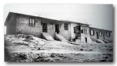 Οι πρώτες κατοικίες στον Βύρωνα 1923 ( οδός Ξάνθης ). Snow, Outdoor, Outdoors, Outdoor Living, Garden, Eyes