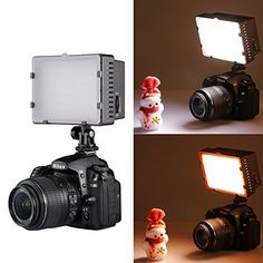 NEEWER CN216 216PCS LED Dimmable Ultra High Power Panel Digital Camera  Camcorder Video Light LED Light for Canon Nikon Pentax Panasonic SONY Samsung and Olympus Digital SLR Cameras * You can find more details by visiting the image link.Note:It is affiliate link to Amazon.