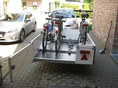 Anhänger, Fahrrad-Anhänger statt Dach- oder Heckträger (Viersen) | kalaydo.de