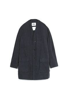 Shop Chapter Spring / Summer 2014 Lucid Void Oversized Unstructured Cardigan in Black. Summer 2014, Spring Summer, Black Cardigan, The Row, Sweaters, Jackets, Collection, Shopping, Ideas