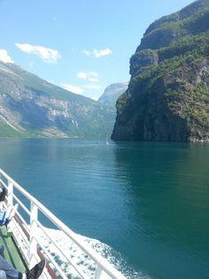 Norway, Geirangerfjorden
