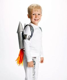 DIY Rocketman #halloween #costume