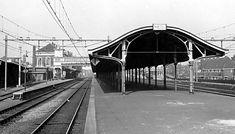 #station #Almelo #vroeger