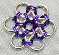 How-To: Learn Japanese 12-in-2 Chain-Maille Weave in 6 Steps - Jewelry Making Daily - Jewelry Making Daily