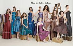 Mori Lee Bridesmaid::Mori Lee Maids::Mori Lee Bridesmaid Dresses Formal Gowns::Mori Lee Vestidos de Damas::TomsBridal.info