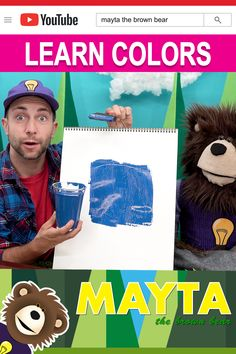 Learn numbers with Mayta and B. Does your child want to learn numbers ? Watch The Idea Train deliver numbers and various colored puff balls for B to count. Baby Learning Videos, Toddler Learning, Toddler Activities, Fun Activities, Baby Lernen, Kindergarten Fun, Learning Numbers, Learning Colors, Educational Videos