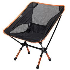 Huntvp Portable Ultralight Folding Chair for Picnic Fishing Camping Hiking BBQ Traveling Sports Chairs Ground Chair Reclining Camp Chair Camping Furniture, Camping Chairs, Outdoor Furniture, Outdoor Chairs, Outdoor Decor, Folding Chair, Outdoor Activities, Recliner, Best Sellers