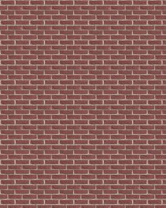 Brick siding I am using on this house. Plan Wallpaper, Brick Wallpaper, Paper Wallpaper, Brick Paper, Doll House Wallpaper, Victorian Wallpaper, Brick Texture, Marble Texture, Mini Doll House