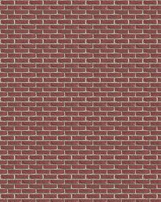 Brick Printies (print on card stock). From www.jennifersprintables.com