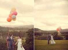 Roxanne and Brad's Rustic Hunter Valley Wedding