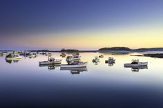 Best Weekend Getaways, Remote Viewing, East Coast, Maine, Calm, Boat, River, Outdoor, Photos