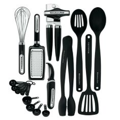 I just blogged at Home and kitchen Appliances - Best price Kitchenaid Classic 17-piece Tools and Gadget Set, Black Big SALE #HomeKitchen, #KitchenDining, #KitchenAid, #KitchenUtensilsGadgets, #KitchenAid, #MixerPartsAccessories, #SmallApplianceParts, #ToolGadgetSets Follow :   http://howdoigetcheap.com/27360/best-price-kitchenaid-classic-17-piece-tools-and-gadget-set-black-big-sale/?utm_source=PN&utm_medium=pinterest&utm_campaign=SNAP%2Bfrom%2BHome+and+kitchen+Appliances