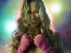 UFC Fighter Ronda Rousey Says There's A Scientific Reason Why She Has As Much Sex As Possible Before A Fight
