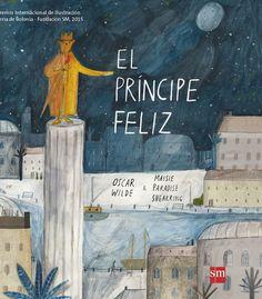 Basado en el cuento de Oscar Wilde, este libro ha sido Premio Internacional de Ilustración Feria de Bolonia-Fundación SM 2015   http://rabel.jcyl.es/cgi-bin/abnetopac?SUBC=BPBU&ACC=DOSEARCH&xsqf99=1837738