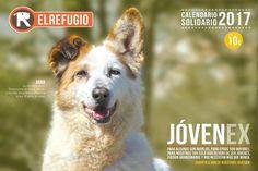 El Refugio presenta su calendario solidario JÒVENEX 2017