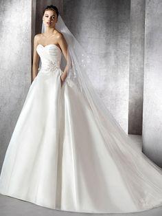 Brautkleider von Top-Marken | miss solution Bildergalerie - Zan by ST. PATRICK