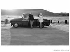Jasmine Star:: gorgeous truck pose