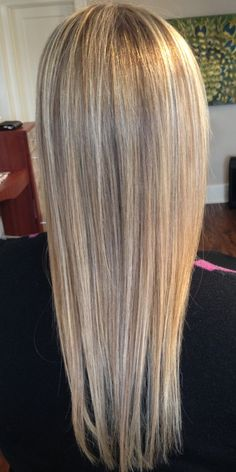 Blonde full foil work on a very baby fine baby blonde haired client... So natural and soft using Balayage and glossing and glazing using a clear shine gloss and a blue violet glaze