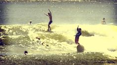 Tom Wegener (on his 48th birthday, happy birthday mate) and Dane Peterson, First Point Noosa.