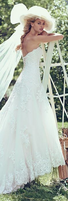 OUR DRESS OF THE WEEK: Laverna by Maggie Sottero