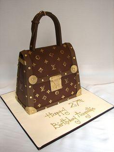 another LV bag by cakeladycakes, via Flickr