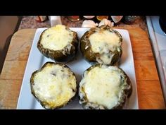 Philly Cheesesteak Stuffed Bell Peppers On The Kamado Joe (+playlist)