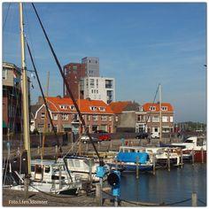 Buitenhaven in Kampen Holland