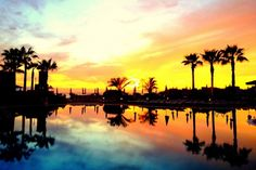 When All You Need Is A Holiday – Photos Of Sunsets From Tenerife