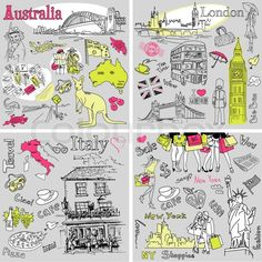 https://www.colourbox.com/preview/4351003-italy-england-australia-usa-four-wonderful-collections-of-hand-drawn-doodles.jpg