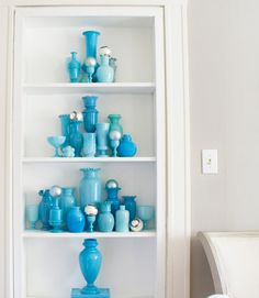 Kitchen Blue Theme Holiday 2