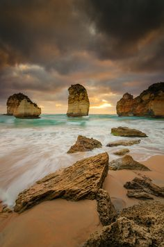 Childers Cove by Aaron Toulmin on 500px